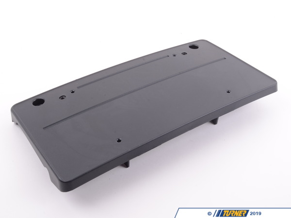 T#80137 - 51137222741 - Genuine BMW License Plate Holder Us/Japan - 51137222741 - Genuine BMW -
