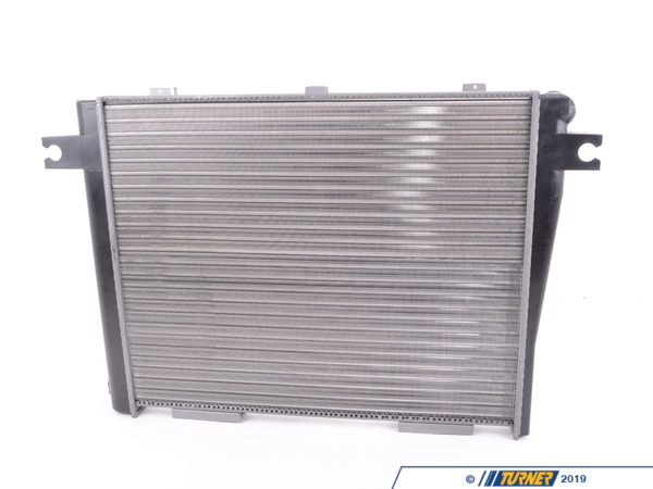 T#45716 - 17111712447 - OEM Behr Radiator - E28 535i E24 635csi - Manual Transmission - Hella - BMW
