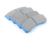 StopTech Calipers ST60 - Race Brake Pad Set - Hawk Blue 9012