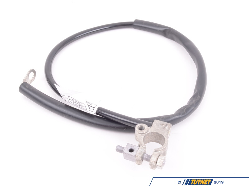T#7144 - 12421277511 - Genuine BMW Battery Cable (Plus Pole) L=610 - 12421277511 - Genuine BMW -