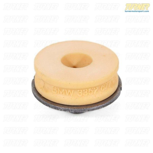 T#19785 - 33506771737 - OEM Lemforder Guide Support/Strut Mount - Upper Part - E88 E82 E9X - Lemforder - BMW