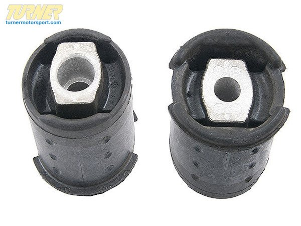 T#13475 - 33311091422 - OEM BMW Rear Axle Rubber Mounting 33311091422 - Lemforder -