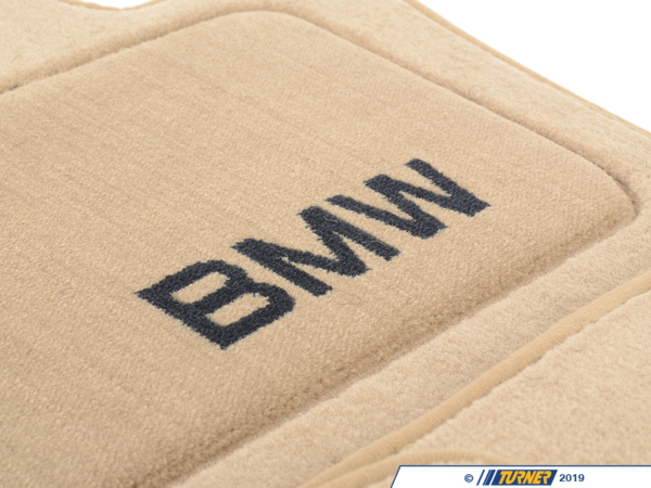 T#24847 - 82110439411 - Genuine BMW Carpet Floor Mats / Set Of 4 - 82110439411 - Genuine BMW -