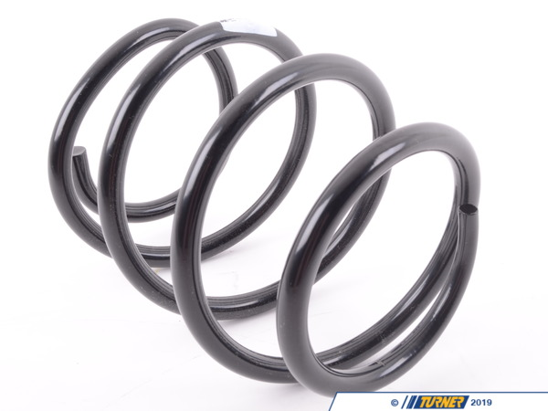 T#54502 - 31307838835 - Genuine BMW Front Coil Spring - 31307838835 - E85 - Genuine BMW -