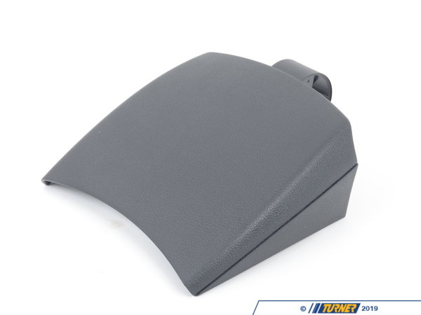 T#86731 - 51169110484 - Genuine BMW Cover, Center Armrest, Rear Schwarz - 51169110484 - E82 - Genuine BMW -