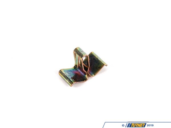 T#8285 - 51111838076 - Genuine BMW Clip - 51111838076 - E30 - Genuine BMW -