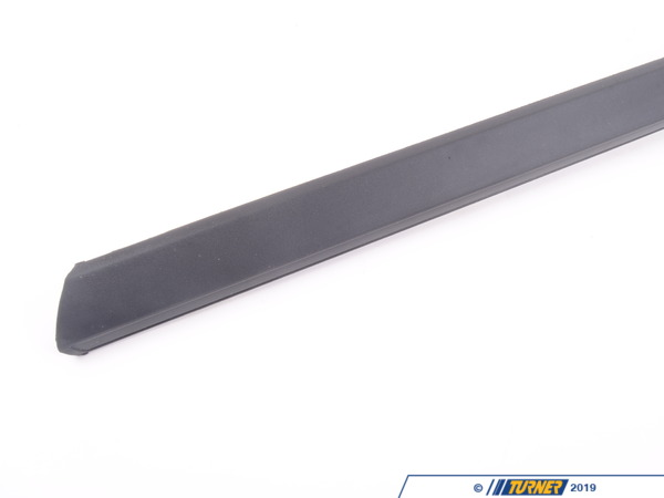 T#23609 - 51138208395 - Genuine BMW Moulding Door Rear Left Schwarz - 51138208395 - E38 - Genuine BMW -