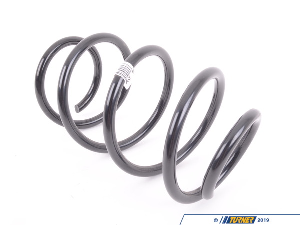 T#55005 - 31332283562 - Genuine BMW Front Coil Spring - 31332283562 - Genuine BMW -
