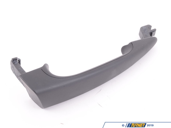 T#89738 - 51218216126 - Genuine BMW Handle Bracket Right Schwarz - 51218216126 - E46,E46 M3 - Genuine BMW -
