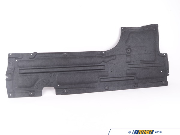 T#175691 - 51757276181 - Genuine BMW Underbody Paneling, Left - 51757276181 - F06 - Genuine BMW -