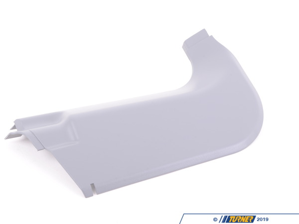 T#104701 - 51438174808 - Genuine BMW Lateral Trim Panel Front Right Grau - 51438174808 - E38 - Genuine BMW -