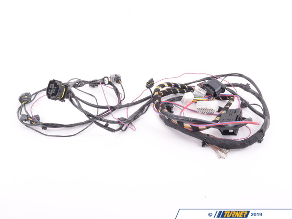 T#139329 - 61129206220 - Genuine BMW Rep. Wiring Harness, Front S - 61129206220 - Genuine BMW -