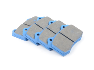 Brembo Calipers Lotus, A, C, F - Race Brake Pad Set - Hawk Blue 9012