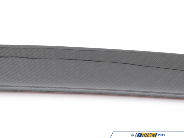 T#177599 - 51712240832 - M Performance Carbon Fiber Rear Spoiler - F80 M3 - Genuine BMW - BMW