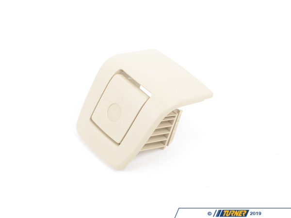 T#132227 - 52209112425 - Genuine BMW Cover Isofix Creambeige - 52209112425 - E93 - Genuine BMW -