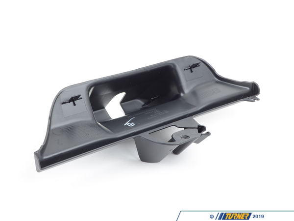 T#115466 - 51497177378 - Genuine BMW Lock Panel Schwarz - 51497177378 - E70 X5 - Genuine BMW -