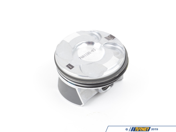 T#33539 - 11257601181 - Genuine BMW Mahle Piston (0) - 11257601181 - Genuine BMW -