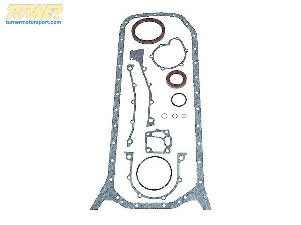 T#6578 - 11119059234 - Bottom End Gasket Set - E34 535i, E32 735i, E24 635csi - Victor Reinz - BMW