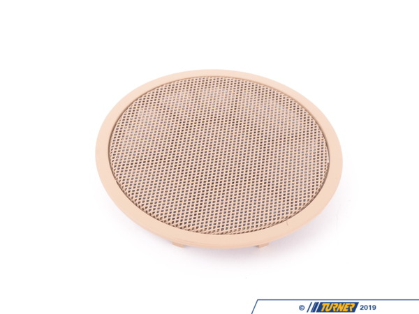 T#96119 - 51416969393 - Genuine BMW Loudspeaker Cover - 51416969393 - Savannabeige - Genuine BMW -