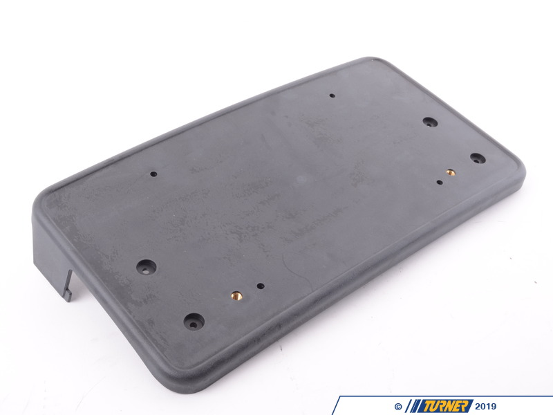 T#80195 - 51137263120 - Genuine BMW Licence Plate Base - 51137263120 - E82 - Genuine BMW -