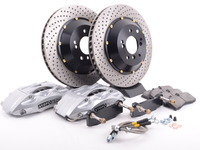 StopTech Rear Trophy 4-Piston Big Brake Kit - E39 M5