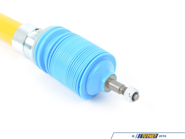 T#2565 - P30-0334 - Bilstein Sport Front Strut Insert - E30 318i 1984-1985 - Position: Front, Left or RightSetting: Sport, for lowered suspensionsFront Bilstein Sport shock. Sport shocks are for cars lowered from the factory ride height and are about 20% stiffer than the factory shocks. Sport shocks work great with lowering springs such as H&R or Eibach. Includes top nut. Price is per shock. This Bilstein Sport Front shock fits the following BMWs:1984-1985  E30 BMW 318i - only for cars with 46mm strut - Bilstein - BMW