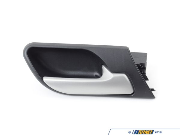 T#101284 - 51428408626 - Genuine BMW Door Handle Inner Right Schwarz - 51428408626 - E53 - Genuine BMW -