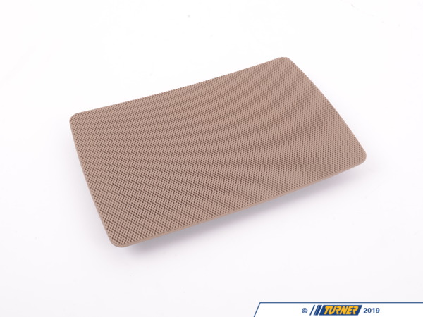 T#113341 - 51478257091 - Genuine BMW Cover F Left Loudspeaker Hellbeige - 51478257091 - E46 - Genuine BMW -