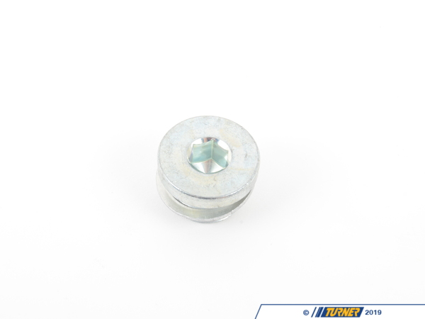 T#31177 - 11121703712 - Genuine BMW Screw Plug - 11121703712 - Genuine BMW -