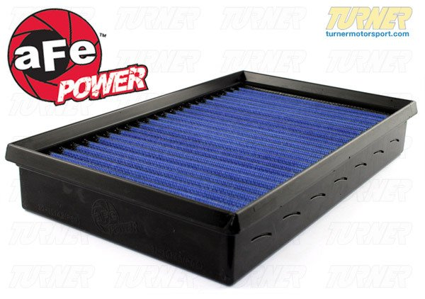 T#2036 - 30-10143 - aFe Pro5R Air Filter - E65 E66 7 Series - AFE - BMW
