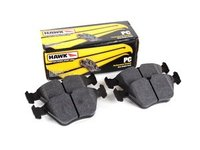 Front Performance Ceramic Brake Pad Set