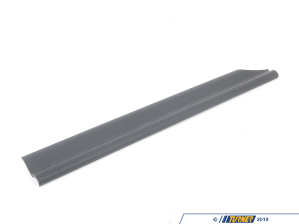 T#112730 - 51478139209 - Genuine BMW Sill Strip Rear Left Anthrazit - 51478139209 - Genuine BMW -