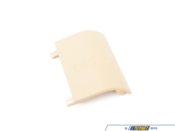 T#105182 - 51439111663 - Genuine BMW Obd Plug Cover Beige - 51439111663 - E65 - Genuine BMW -
