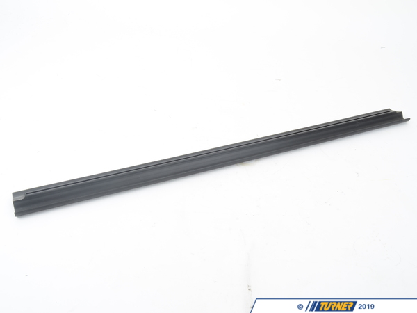 T#112703 - 51478136406 - Genuine BMW Sill Strip Front Anthrazit - 51478136406 - Genuine BMW -