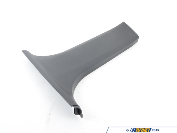 T#104840 - 51438226567 - Genuine BMW Cover, B-Column Bottom Left Schwarz - 51438226567 - Genuine BMW -