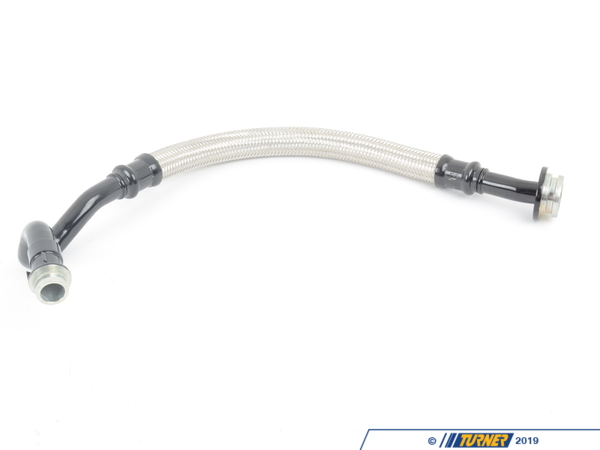 T#35306 - 11421742924 - Genuine BMW Pressure Hose Assy Outlet - 11421742924 - E39 - Genuine BMW -