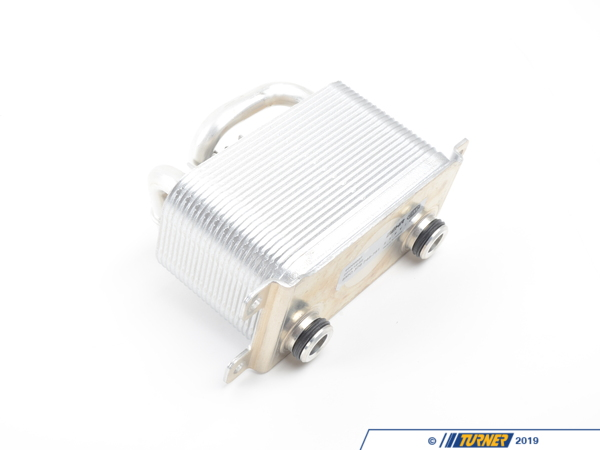 Hella Hella Transmission Oil Cooler (Heat Exchanger) - Automatic Transmission - E60 E61 E63 E64 17117534896