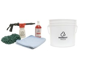 Deluxe Foam Sprayer Car Wash Kit