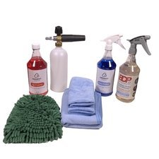 Honest Wash Deluxe Pressure Washer Foam Cannon Kit