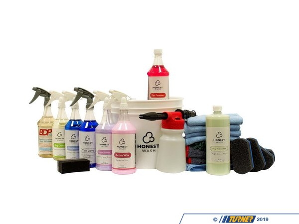 Hwkt 5 Honest Wash Ultimate Car Washing Kit Turner Motorsport
