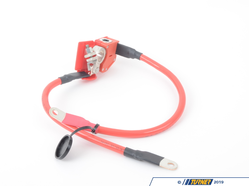 For BMW F30 F36 F32 Positive Battery Cable Terminal to Under-Floor Genuine Genui