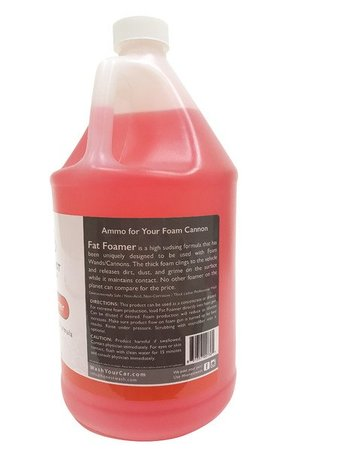 T#392953 - HW08-5G - Honest Wash Fat Foamer Foam Cannon Car Wash Soap 5 Gallon - Honest Wash - BMW MINI
