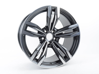 Gloss-turned Style 433 Wheel
