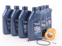T#555618 - F8XGOSKT1 - Genuine BMW Inspection I Oil Service Kit - F8X M3 M4 (up to 09/2014) - Genuine BMW - BMW