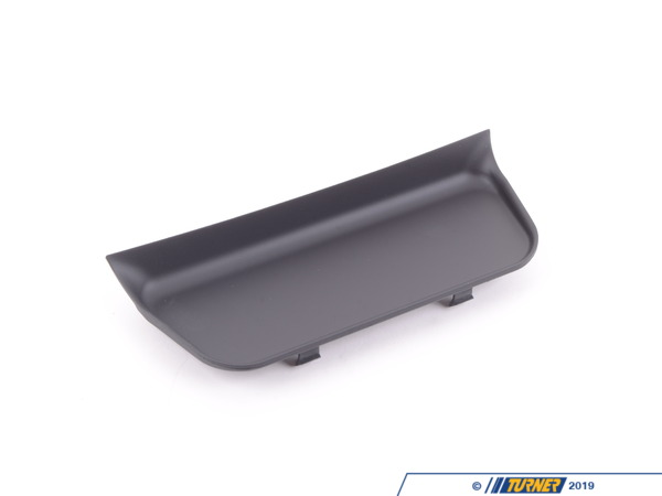 T#86089 - 51168227325 - Genuine BMW Rear Console Cover Schwarz - 51168227325 - E38 - Genuine BMW -