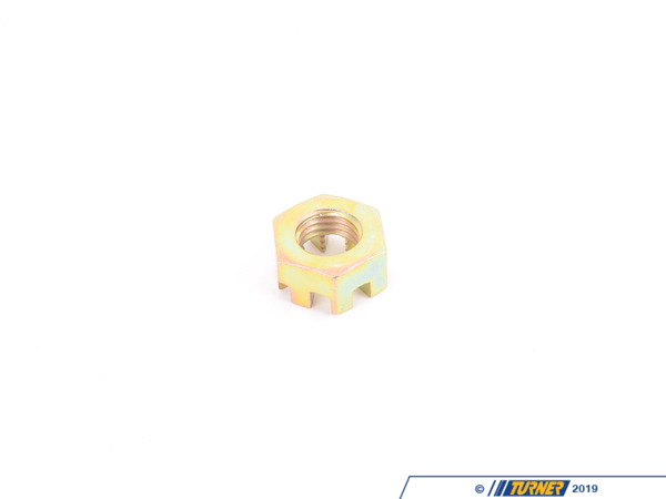 T#54193 - 31122624120 - Genuine BMW Crown Nut M12 - 31122624120 - Genuine BMW -
