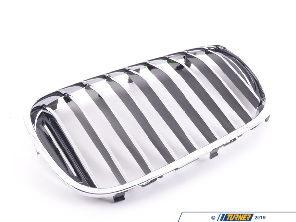 T#220584 - 51137357011 - Genuine BMW Grille, Front, Left - 51137357011 - Genuine BMW -