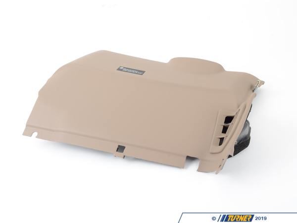 T#108469 - 51458399809 - Genuine BMW Trim Panel Left Beige - 51458399809 - Genuine BMW -