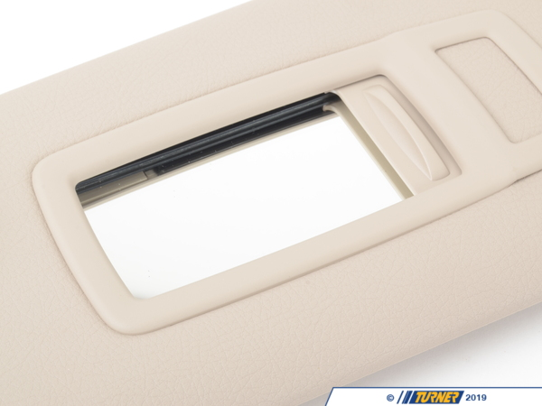 T#175151 - 51167349347 - Genuine BMW Left Sun Visor - 51167349347 - Genuine BMW -