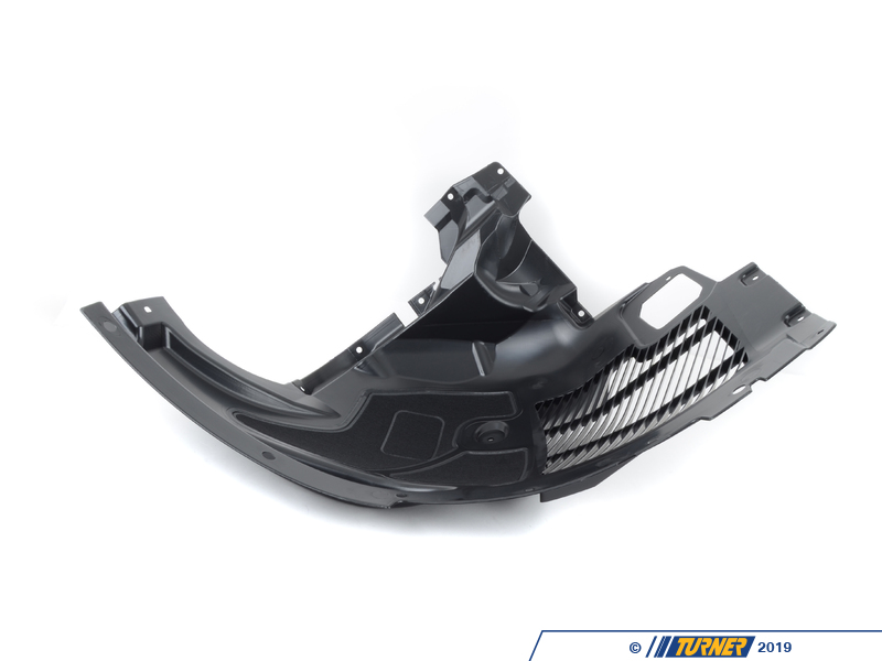 51717290853 Genuine Bmw Cover Wheell Housing Front